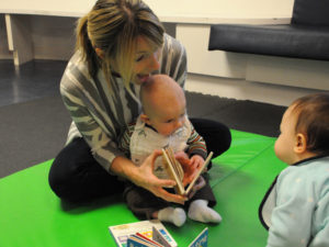 Bouncing Babies Mommy and Me Class